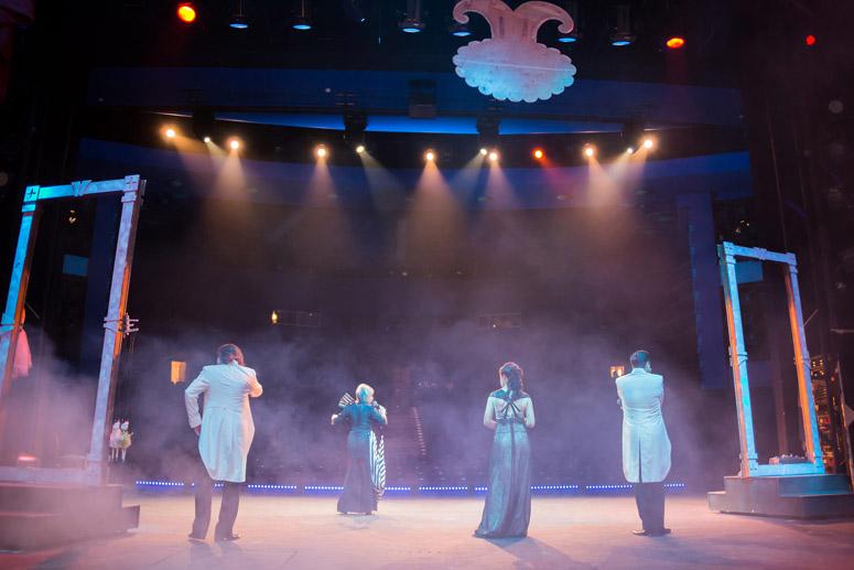 Danse, théâtre et Chant